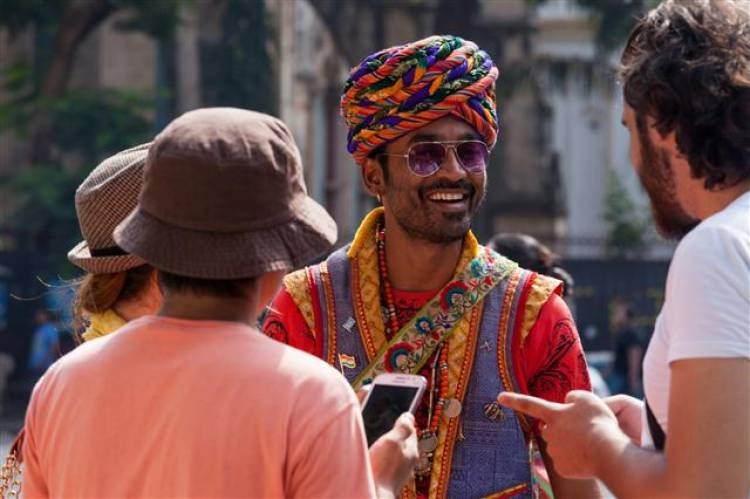 Pakkiri Tamil Movie - Dhanush Stills