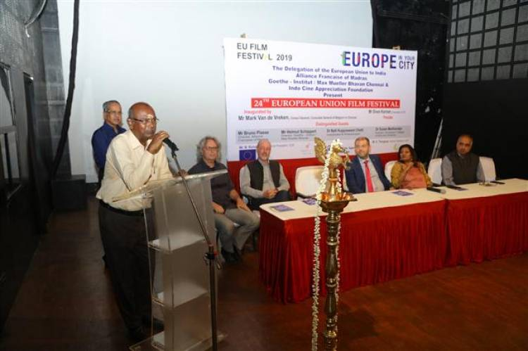 24th European Union Film Festival Inauguration Stills