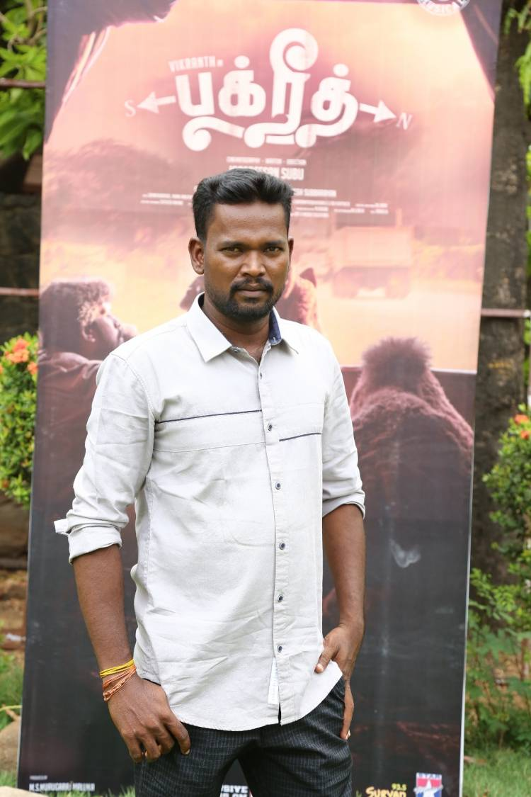 """Bakrid"" - Press Meet Stills"