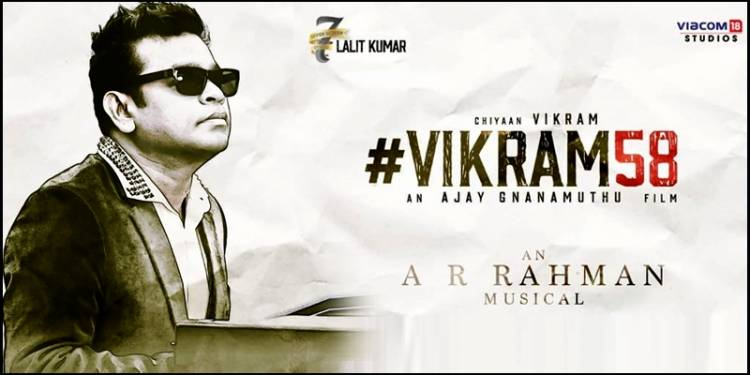 AR Rahman to compose music for Chiyaan Vikram's next