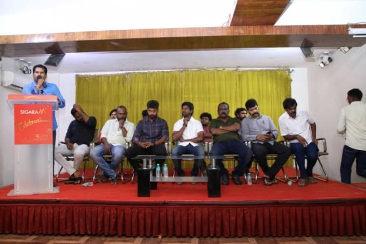 Vennila Kabaddi Kuzhu 2 Team Thanks Meet Stills
