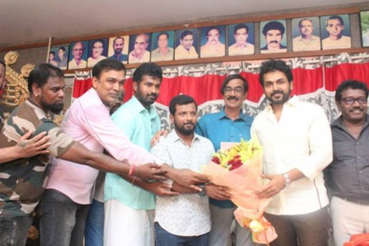 Dance Directors Association Winners Team Announcement Stills
