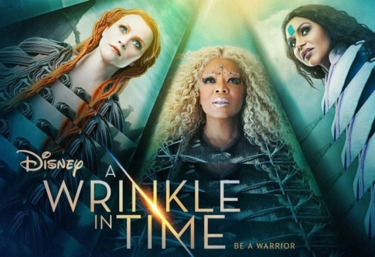 Look-Beyond What's Visible and Travel in Time with Star Movies' Movie of the Month, A Wrinkle in Time