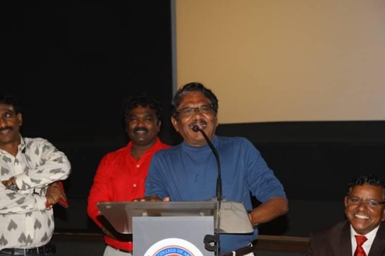 Dr KCG Verghese International Film Festival  Inauguration Stills