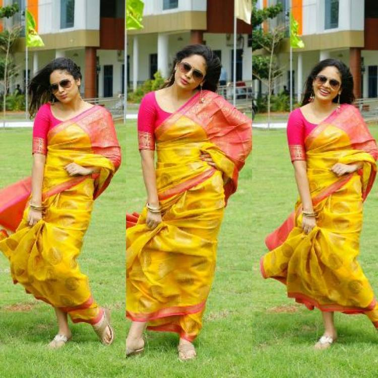 Actress Nandita Sweta Latest Stills