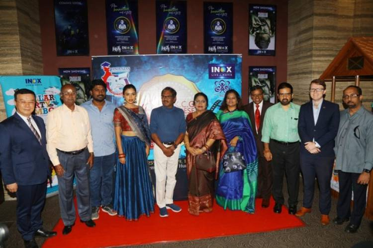 Dr KCG Verghese International Film Festival Inauguration Stills