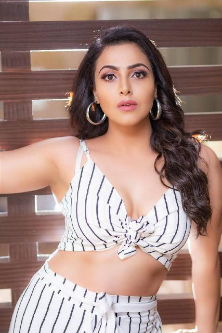 Actress Nandini Rai Latest Stills