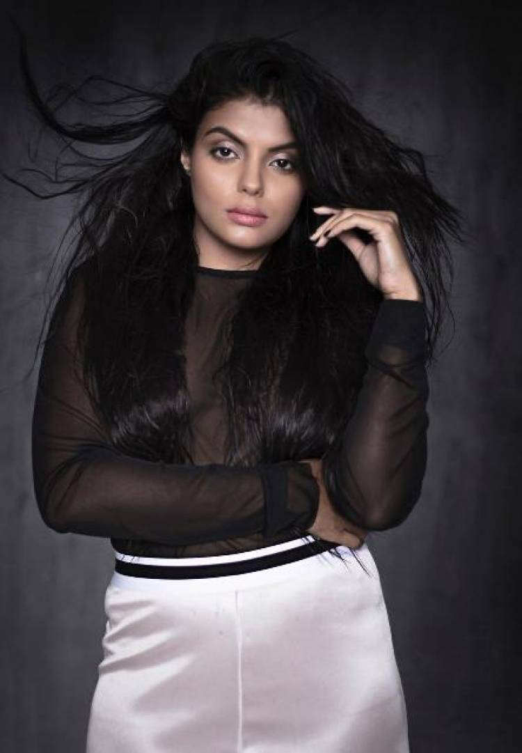 Actress Tejashreejadha Latest Stills