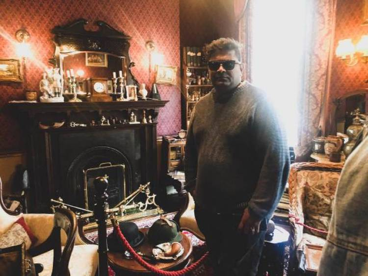 Director Mysskin has started his location scout for Thupparivaalan2