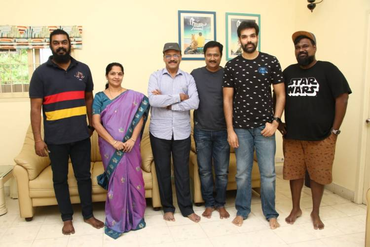 Team 'Sathya' is back with another thriller
