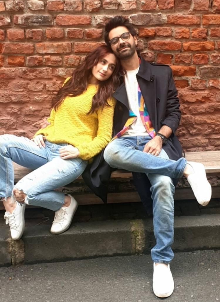 Actress Sanjeeda Shaikh to star in multi-talented Jigar Saraiya's pop music video 'Ruka Hoon'