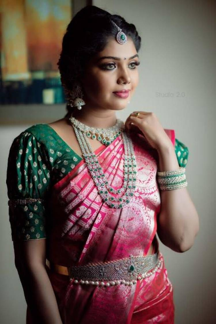 Actress Riythvika Latest Pictures