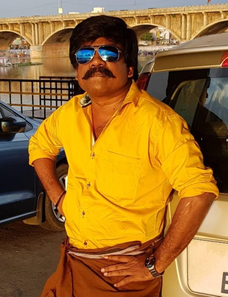 """மீண்டும் இயக்குனர் அவதாரம் எடுக்கும் குட்டிப்புலி நடிகர் """"சரவண சக்தி"""""""