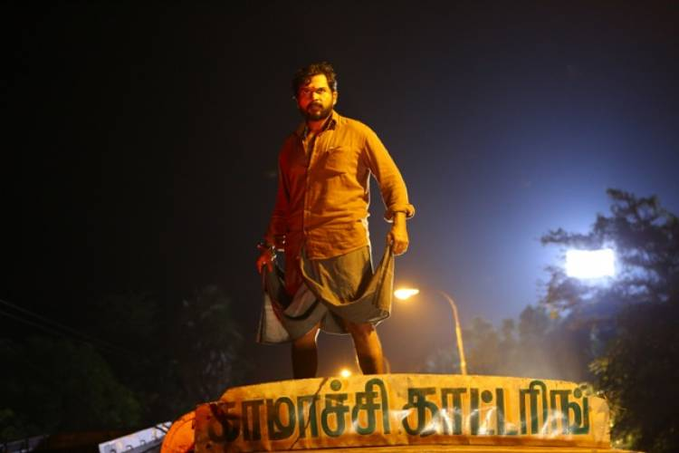 """Karthi Starrer """"Kaithi"""" Movie Stills"""