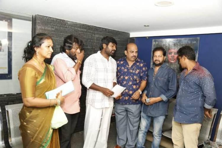 மலேசிய கலை விழா வெற்றி: சின்னத்திரை நடிகர் சங்கத் தலைவர் ரவிவர்மா