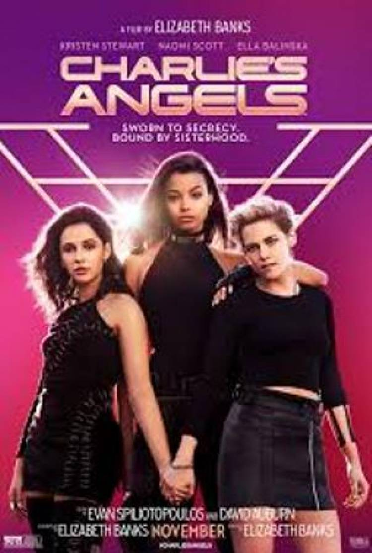 Charlie's Angels Movie Review