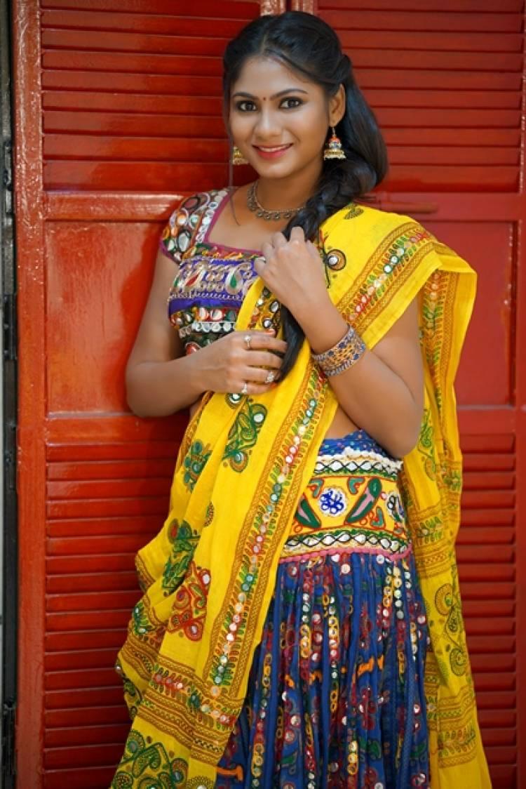 Actress Shruti Reddy Latest Stills