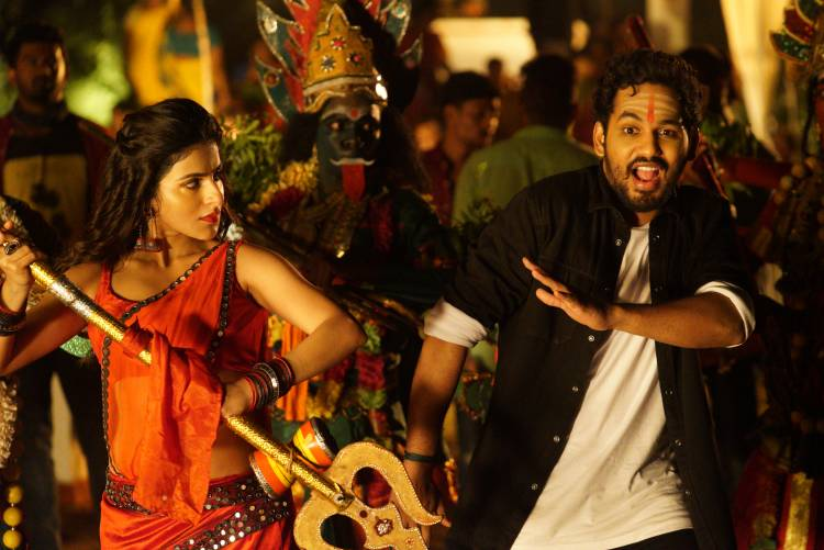 Hiphop Thamizha in Naan Sirithal Movie