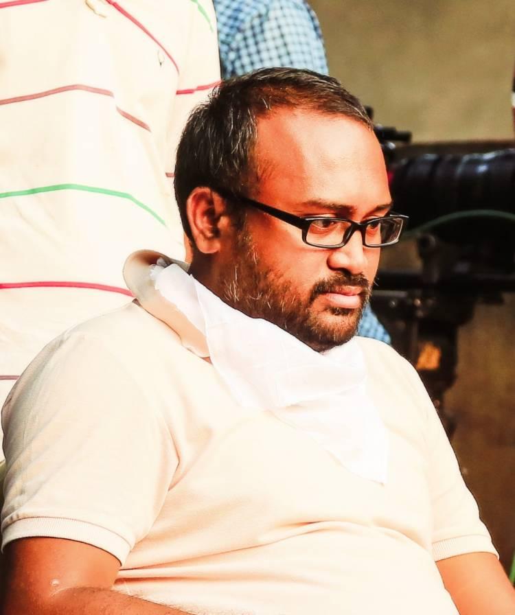 """ஜித்தன்ரமேஷ் நடிக்கும் """" மிரட்சி """" படத்திற்காக தொடர்ந்து மூன்று நாட்கள் படப்பிடிப்பு"""