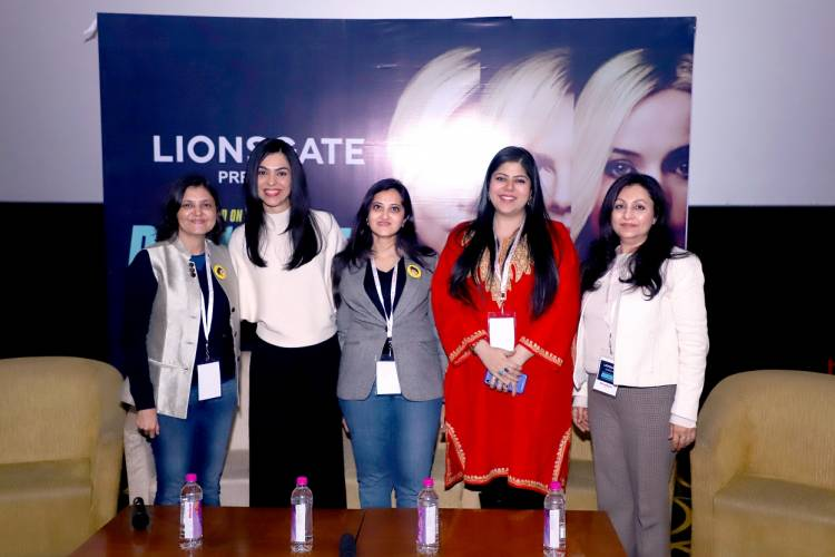 """Lionsgate India and SHEROES host special screening of""""Bombshell"""""""
