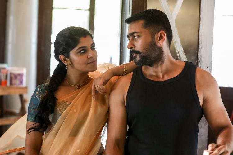 Soorarai pottru movie stills