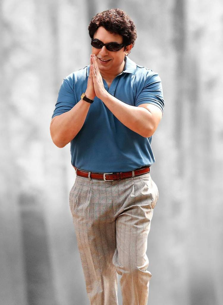 Arvindswami as MGR first look