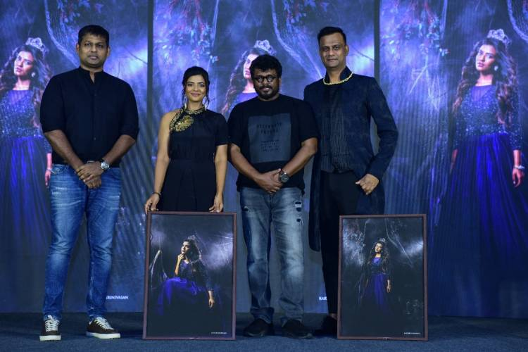 Celebrity photographer Karthik Srinivasan launched his star-studded celebrity calendar for 2020