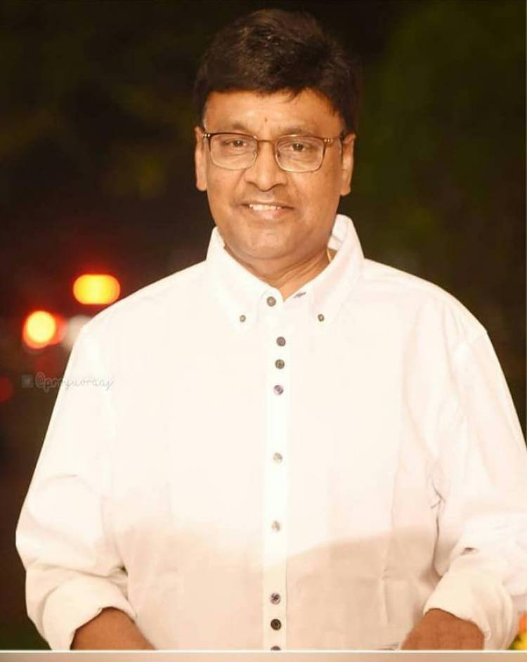 The Legendary Actor BhagyaRaj stepping his 45th Years in film industry and still continues his all around presence in Movies,Ad shoots and Events