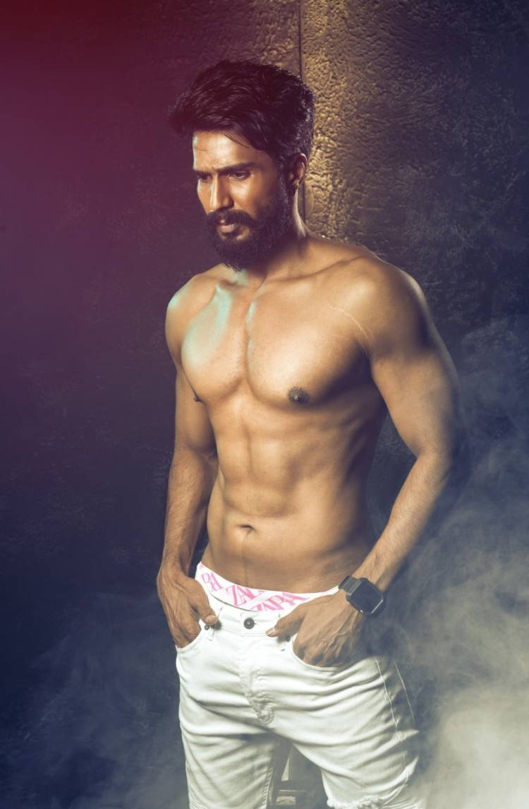 Vishnu vishal opens up About the process that he undertook for the body transformation