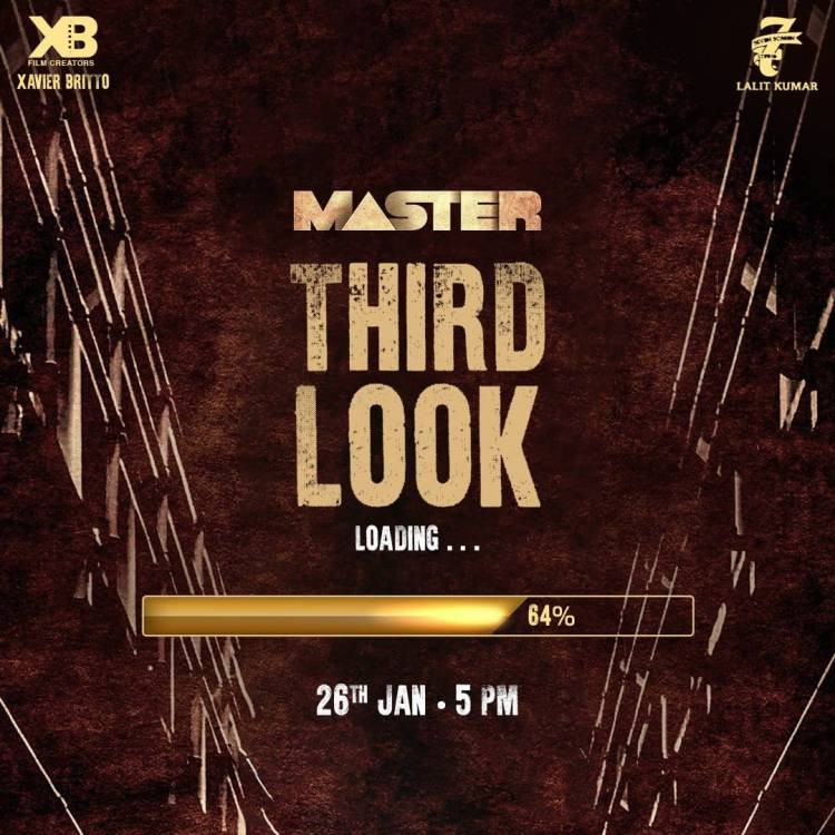 Master third look releasing tmrw