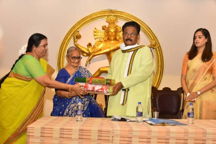அமரர் ஏவி எம் இராஜேஸ்வரி அம்மையார் 99 வது பிறந்த நாள் சொற்பொழிவு நிகழ்ச்சி