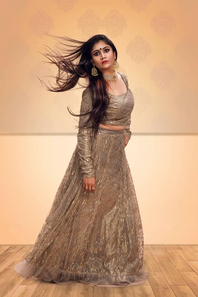 Gorgeous Actress Saraa Venkatesh