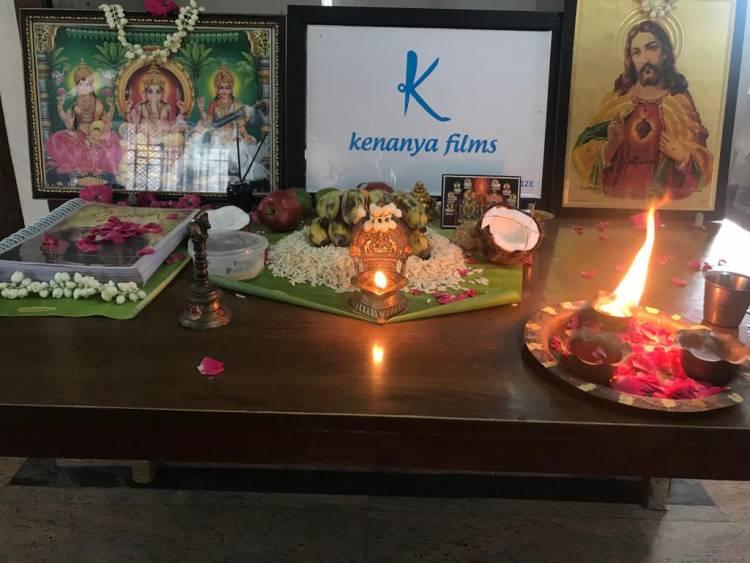 அசோக் செல்வன், நிஹாரிகா நடிப்பில் கெனன்யா ஃப்லிம்ஸ் நிறுவனத்தின்  7 வது தயாரிப்பாக உருவாகும் புதிய படம் !