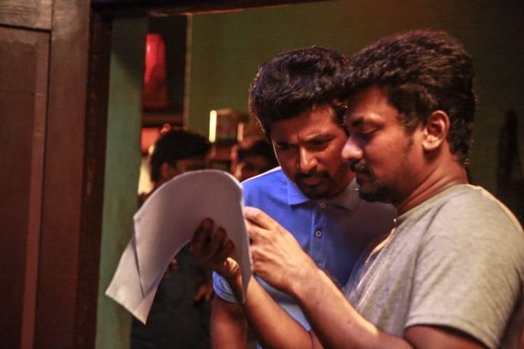 Stills from Actor Sivakarthikeyan's Doctor movie