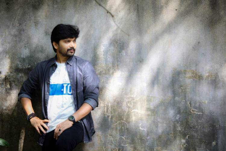 Actor AbiSaravanan latest stills