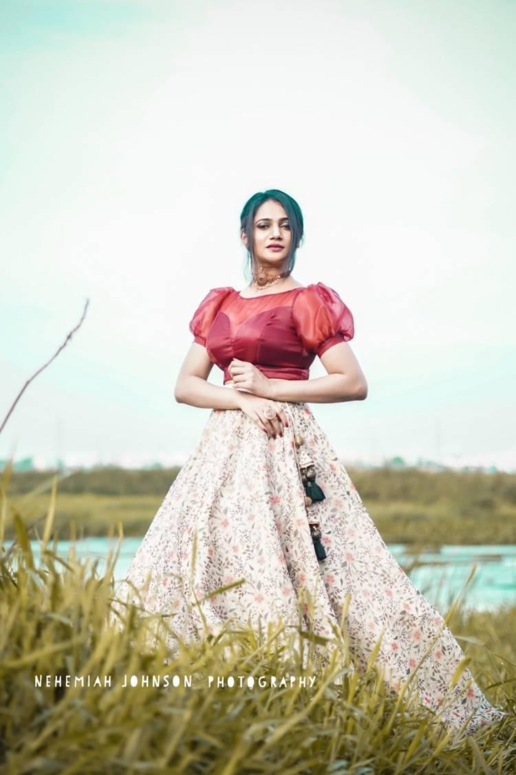 Beauty Queen Losaliya latest photoshoot