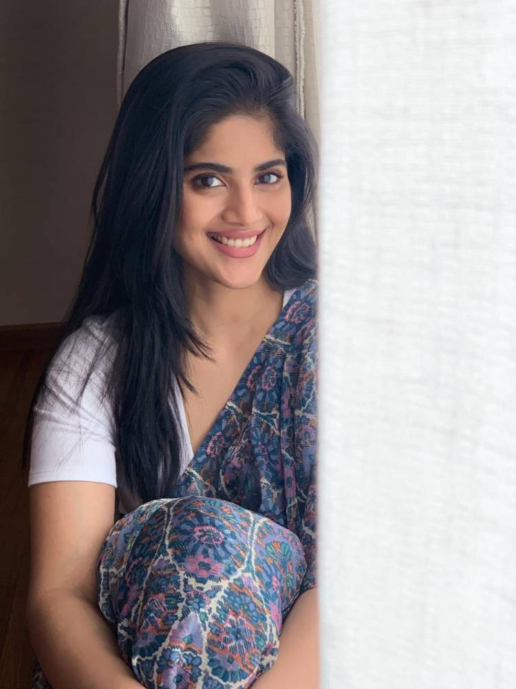 Actress Mega Akash charms her way into your heart