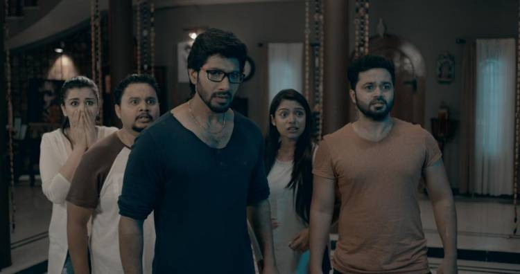 Fasten your seat belts and get ready to be spooked with spine-chilling Kannada drama Mane No. 13 on Amazon Prime Video