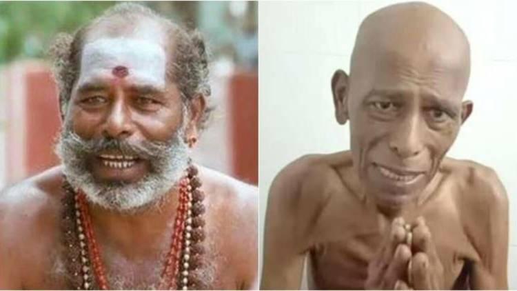 புற்றுநோயால் பாதிக்கப்பட்டு சிகிச்சை பெற்று வந்த நடிகர் தவசி காலமானார்