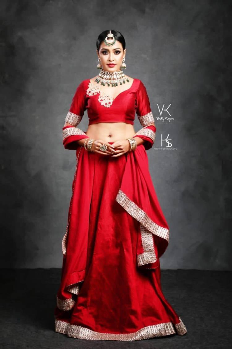 Beautiful Actress #AshwiniChandrashekar