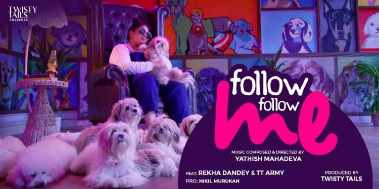 Presenting the First look of FollowFollowMe FFM