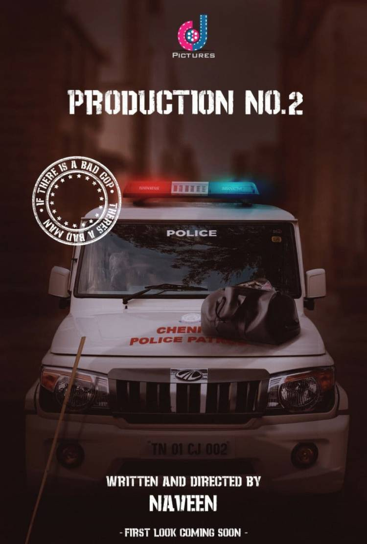 CJ Pictures Production No.2.. Stay Tuned for #FirstLook