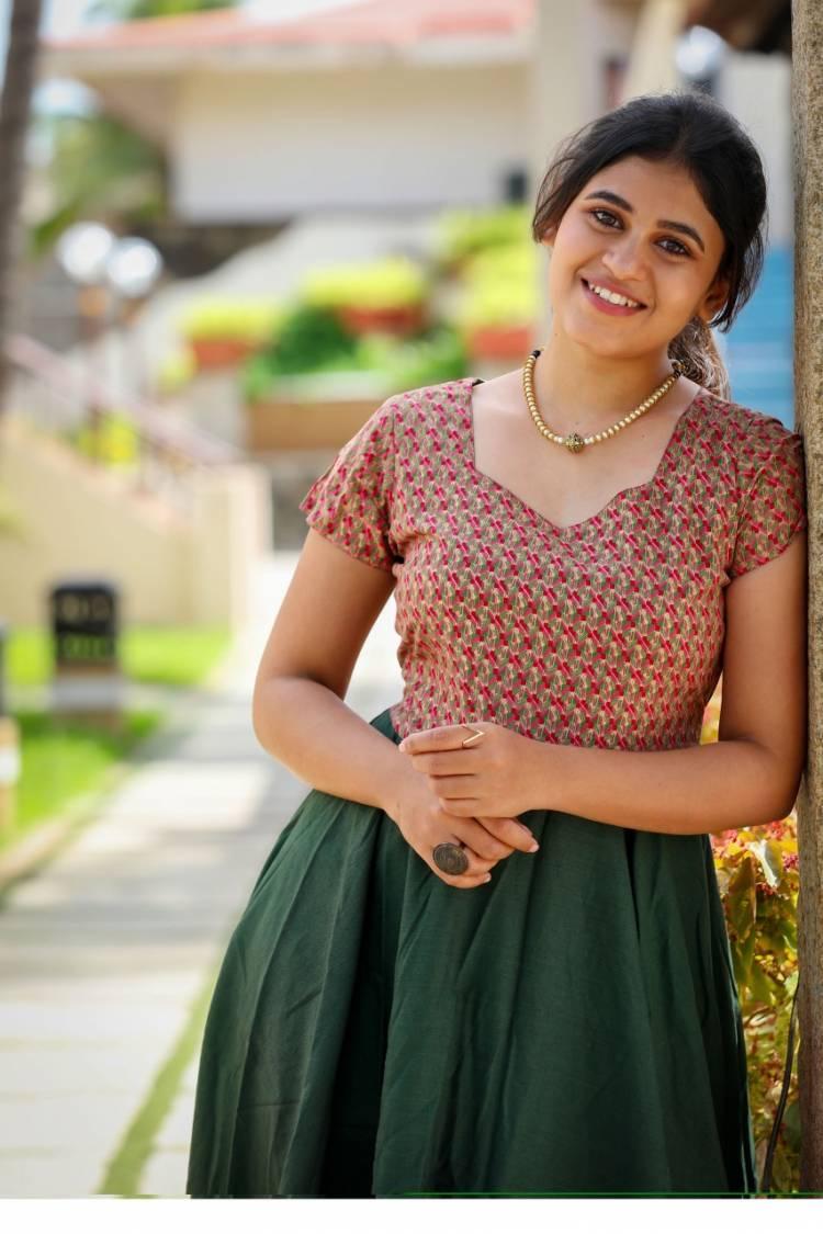 Actress Pujitha Devaraju Photos