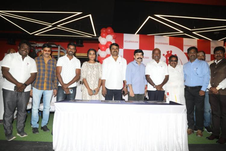 Grand Opening of 'Burn Out Unisex Fitness Studio' Gym (8th Outlet K.K.Nagar ) Event Stills