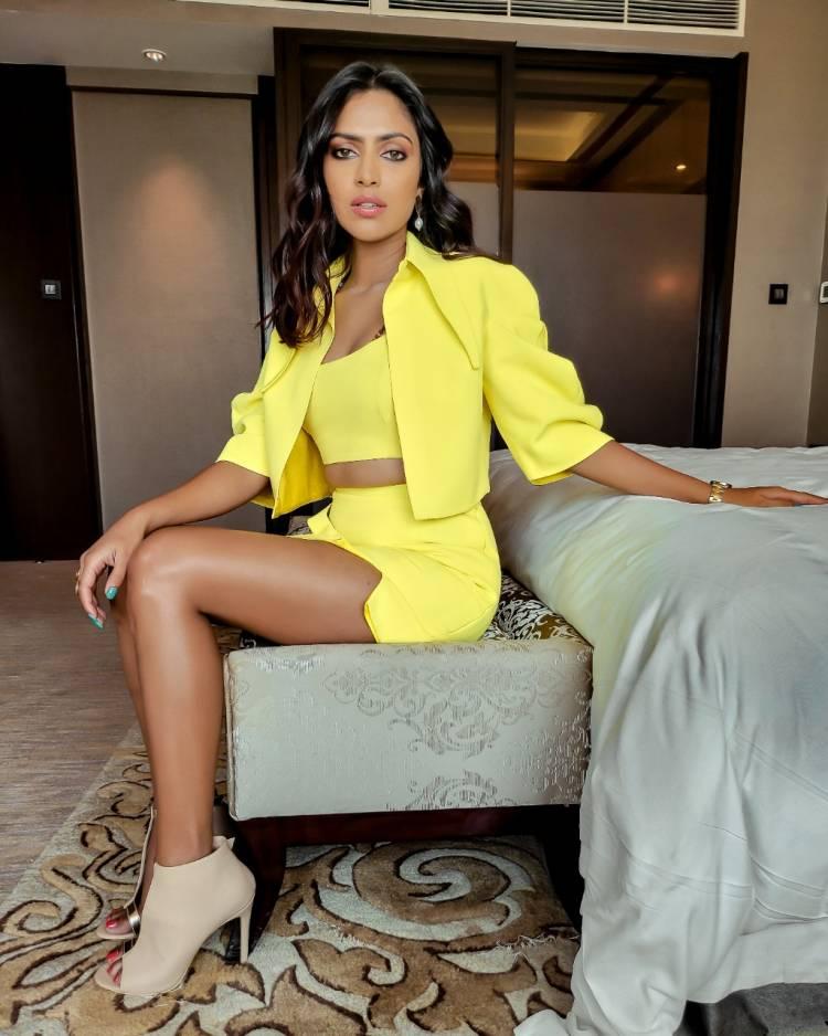 Actress Amala Paul Latest Photoshoot