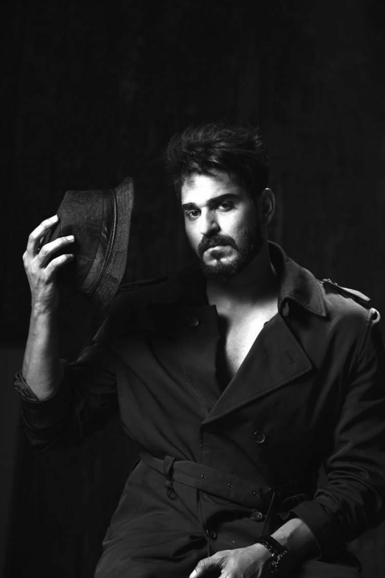 New Villain in Town! Actor #Aadhav New Photoshoot Pics