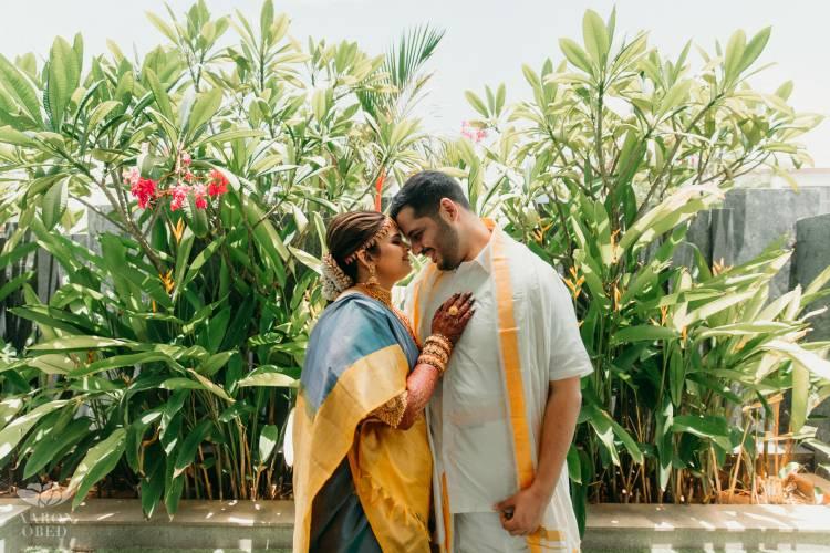 Vidyu Raman (insta @vidyuraman) & Sanjay Watwani (insta @lowcarb.india)
