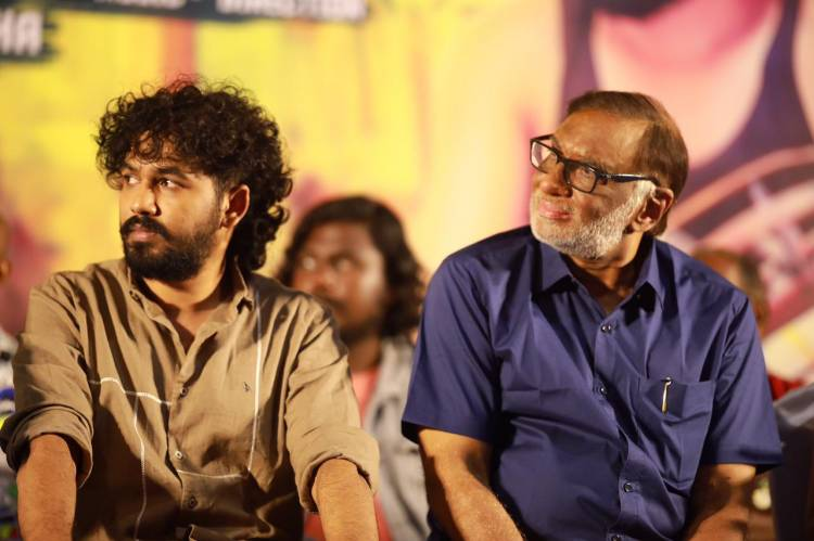 Hiphop Adhi has become the darling of youth audiences in Tamil Nadu. His upcoming film 'Sivakumarin Sabadham'