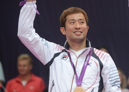 2012 Olympic badminton medallist Chung Jae-sung passed away