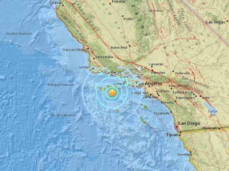 5.3-magnitude earthquake rocks US